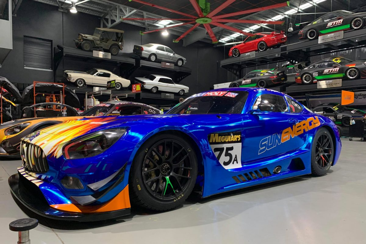 Former B12Hr winner among strong line-up in third STM AMG
