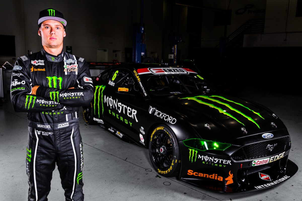 Covers Come Off Monster Energy Tickford Mustang Speedcafe