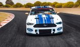 Mustang Supercar on track - Front view 1