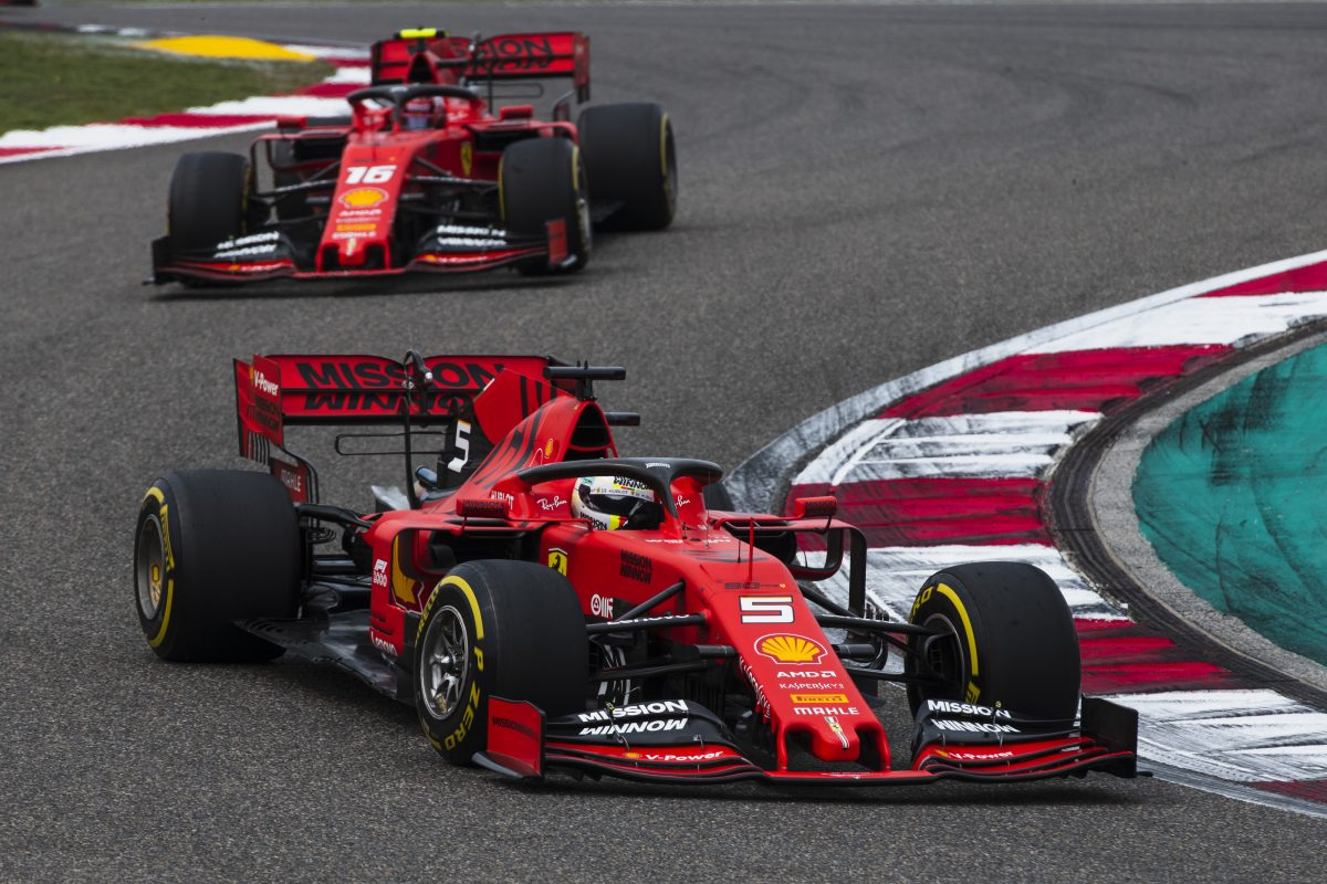 Ferrari Taking 'first Step' In SF90 Development To