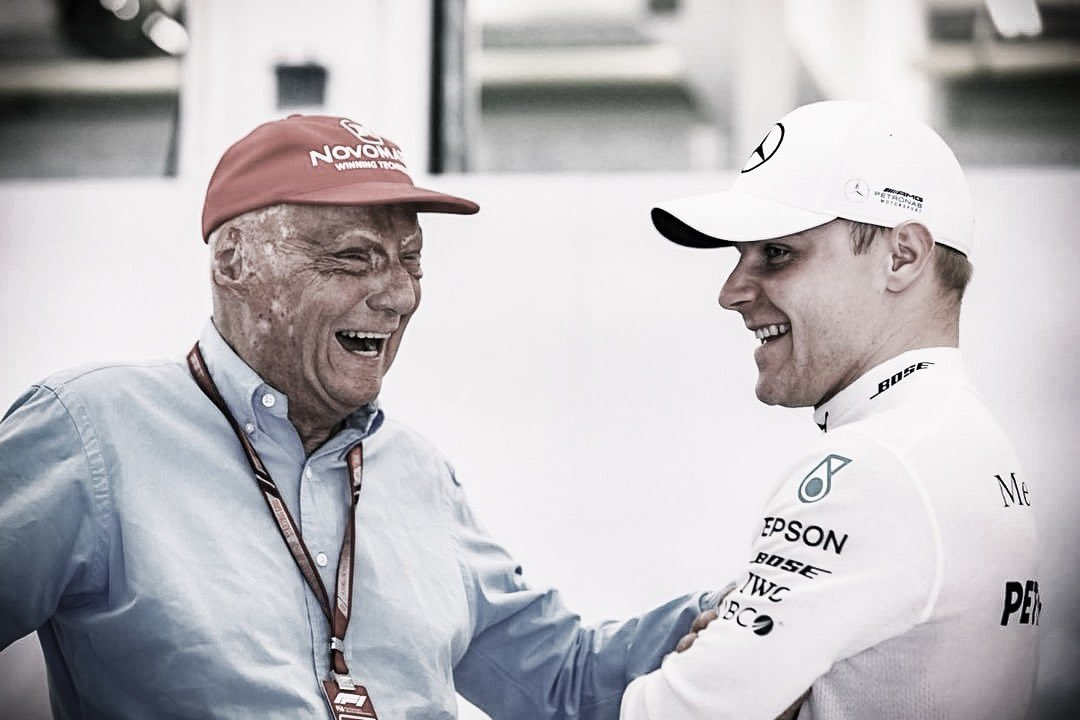 Mercedes drivers pay tribute to Niki Lauda - Speedcafe