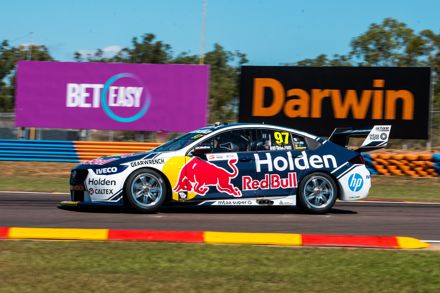 Stewards confirm reason for Triple Eight fine - Speedcafe