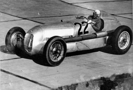 The Mercedes-Benz W 25 -