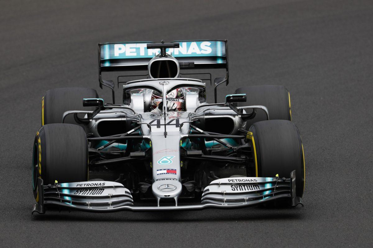 Hamilton runs down Verstappen to win Hungarian GP - Speedcafe