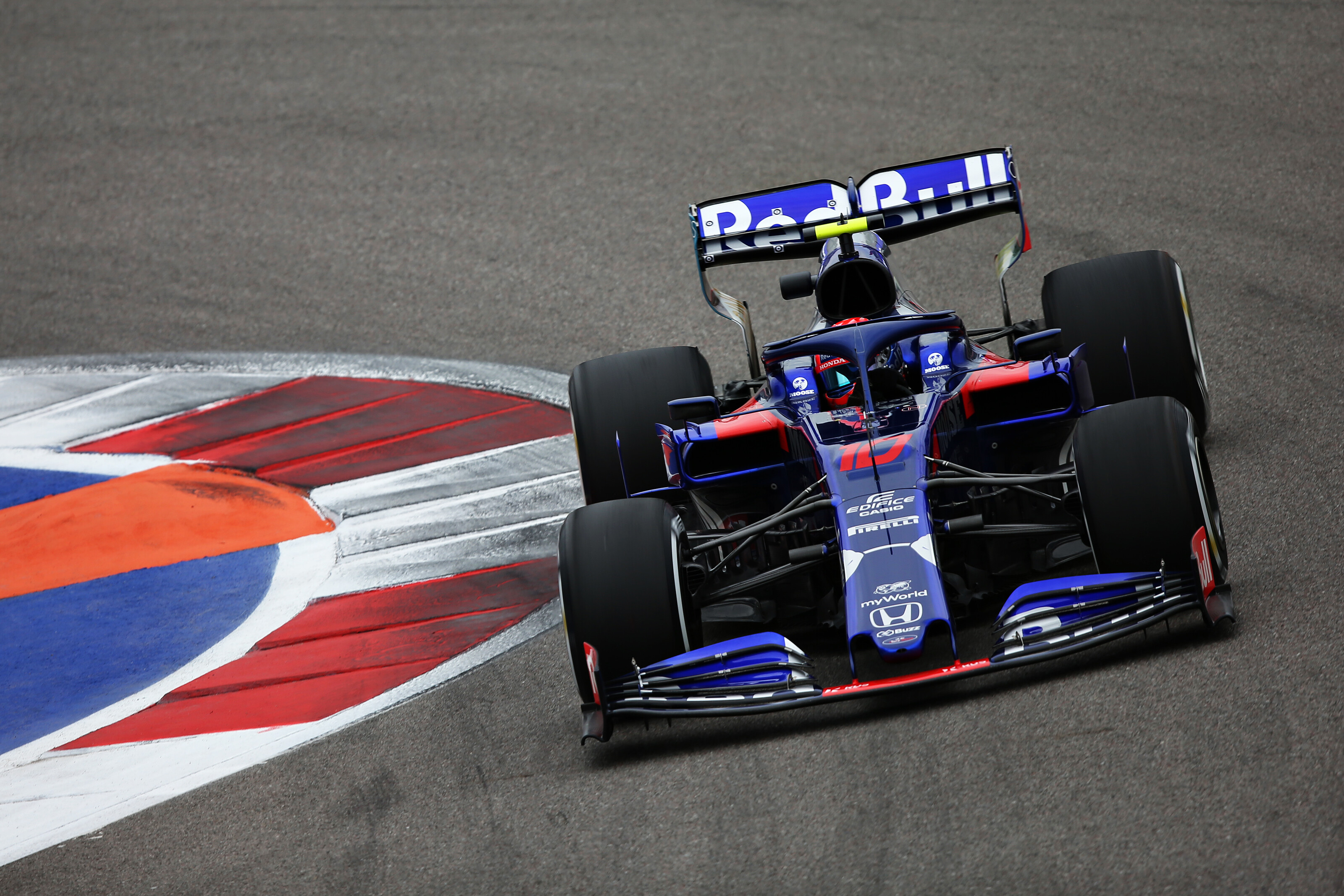 Toro Rosso to be renamed AlphaTauri for 2020