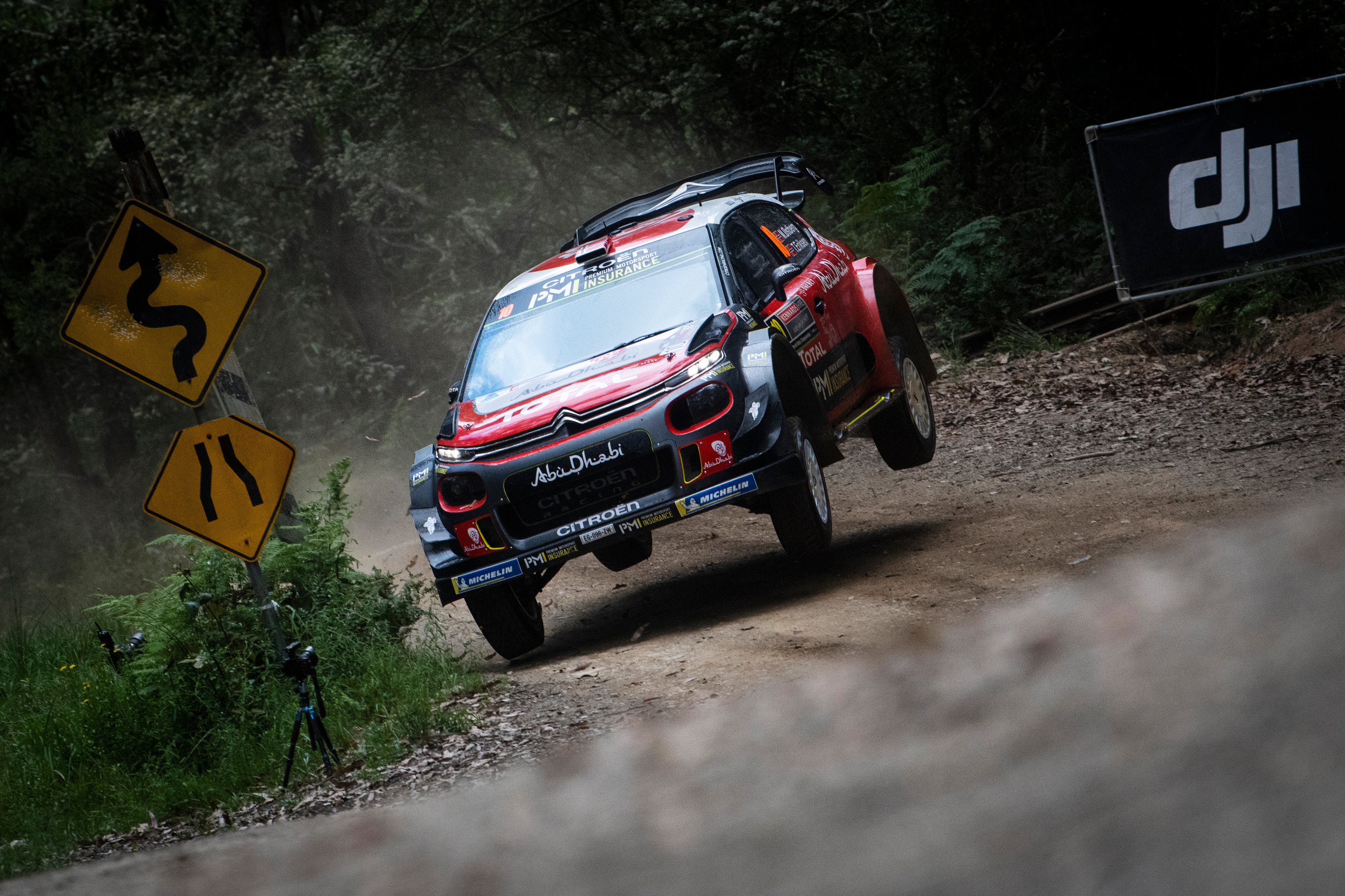 Citroen enters third car for Rally Australia