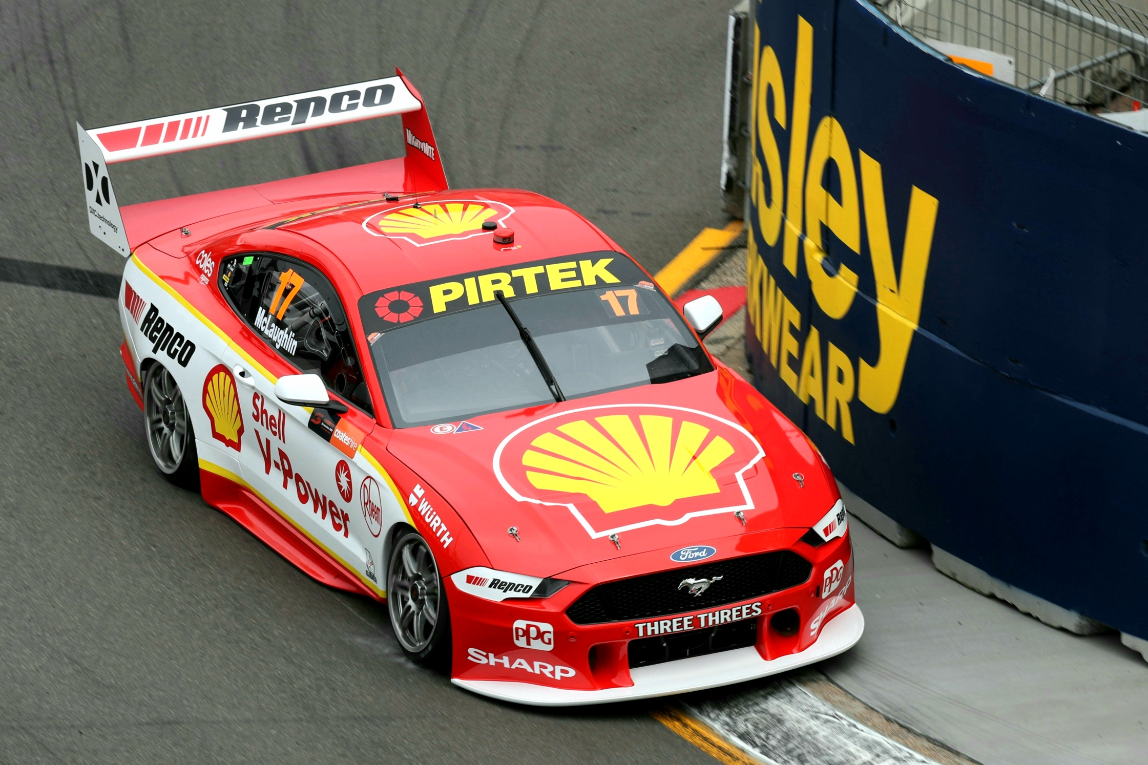 McLaughlin pips Reynolds by a hundredth in Practice 1 - Speedcafe