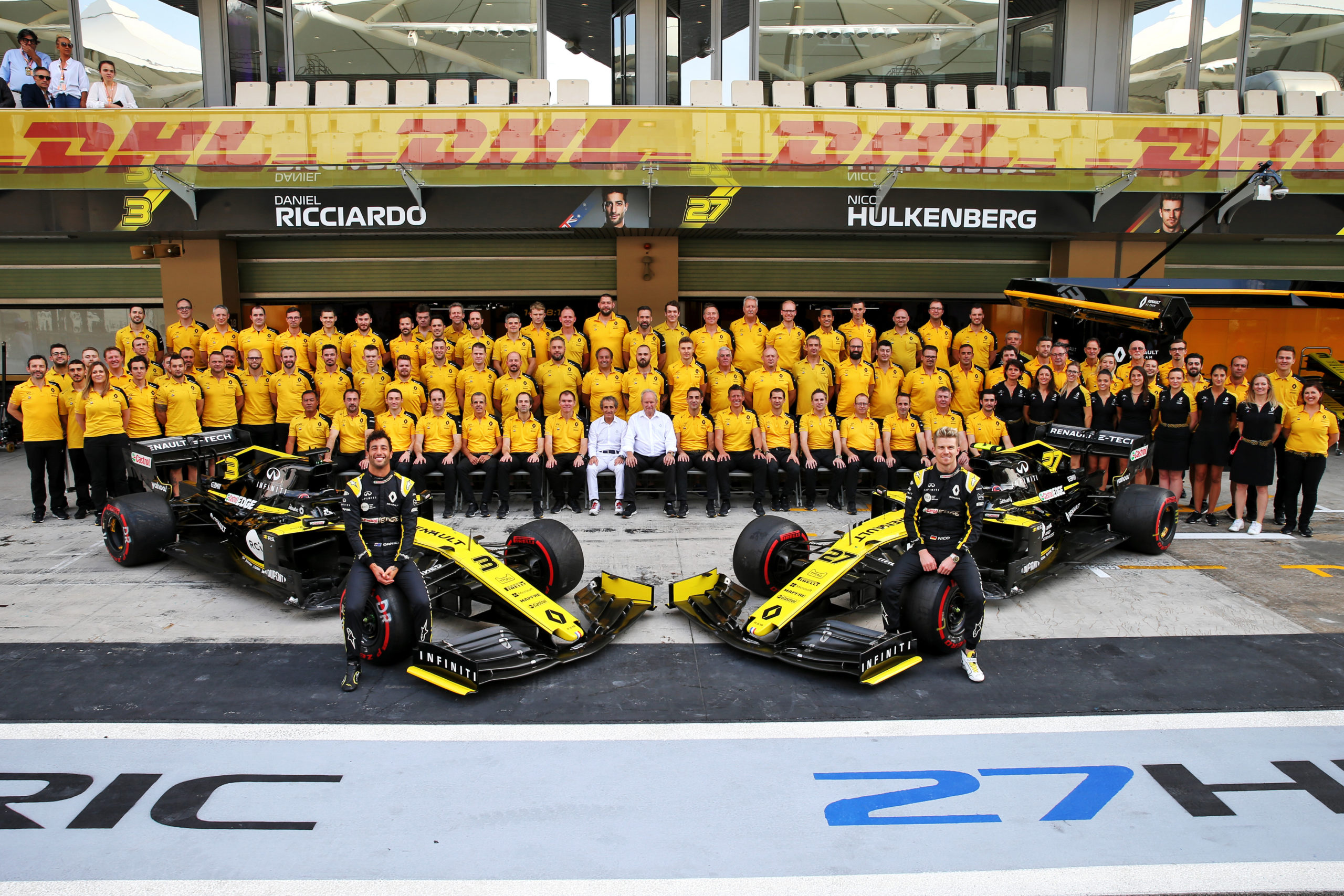 Technical chief leaves in Renault F1 restructure - Speedcafe