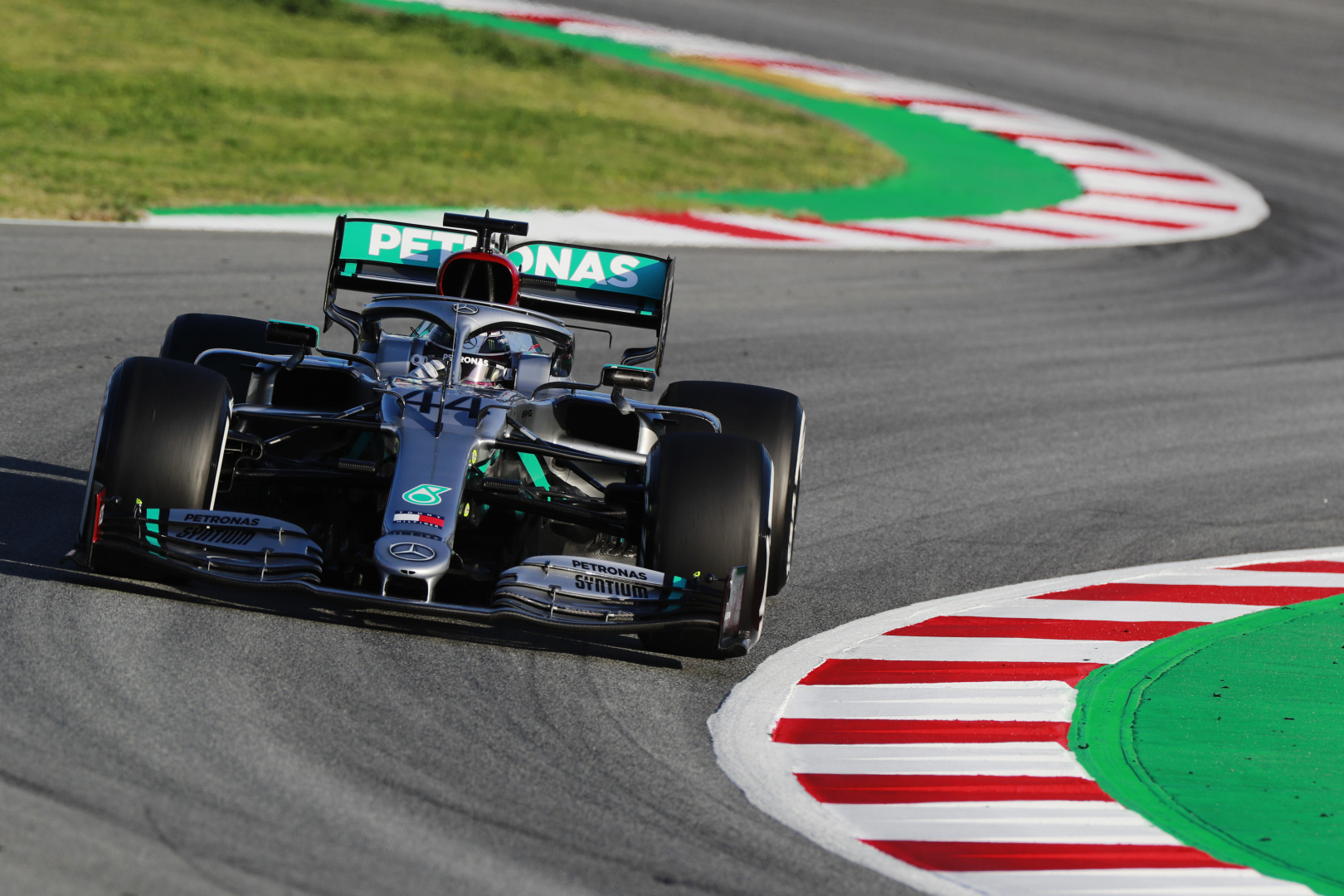 Hamilton tops opening day of F1 testing - Speedcafe