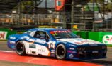 Podium for Crick in Trans Am debut