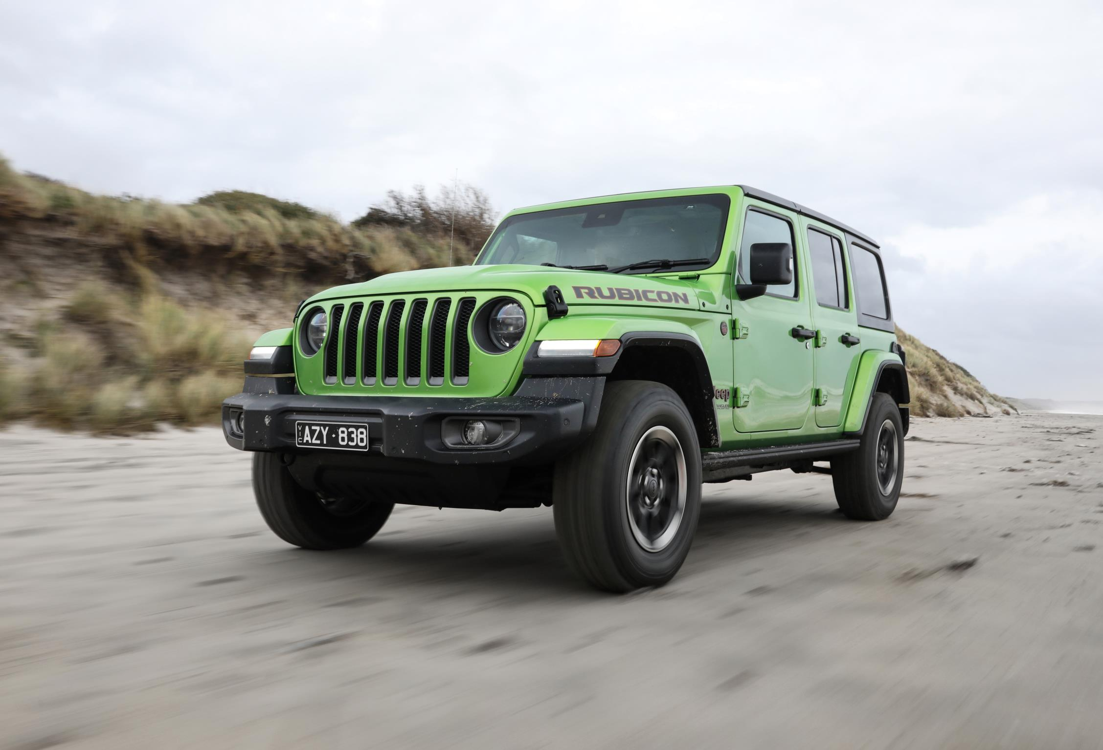 review: 2020 jeep wrangler rubicon - torquecafe