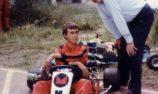 DB and Jack Karting