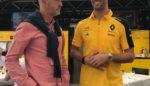 DB with Daniel Riccardo at Monaco