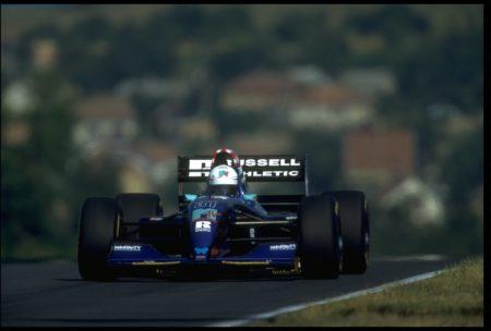 HUNGARIAN GRAND PRIX 1994