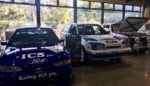 Paul Radisich Ford Mondeo Ford Escort MKII RS1800 & Ford Lotus Cortina SE