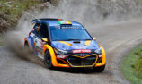 Hatton 'super excited' as rallying returns