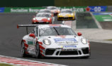 Jordan Love claims his first Porsche Mobil 1 Supercup Rookie podium