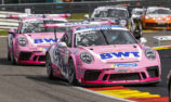 Evans misses out on Porsche Mobil1 Supercup podium after strong start