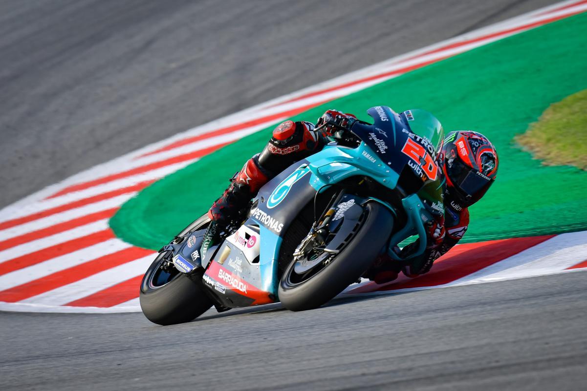 Quartararo Reclaims Championship Lead With Catalunya Win Speedcafe