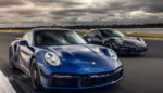 Porsche Turbo S, Launch Control, 16L/34R.Sydney Airport  New So