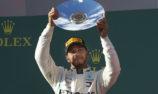 2018 Australian Grand Prix, Sunday - Steve Etherington