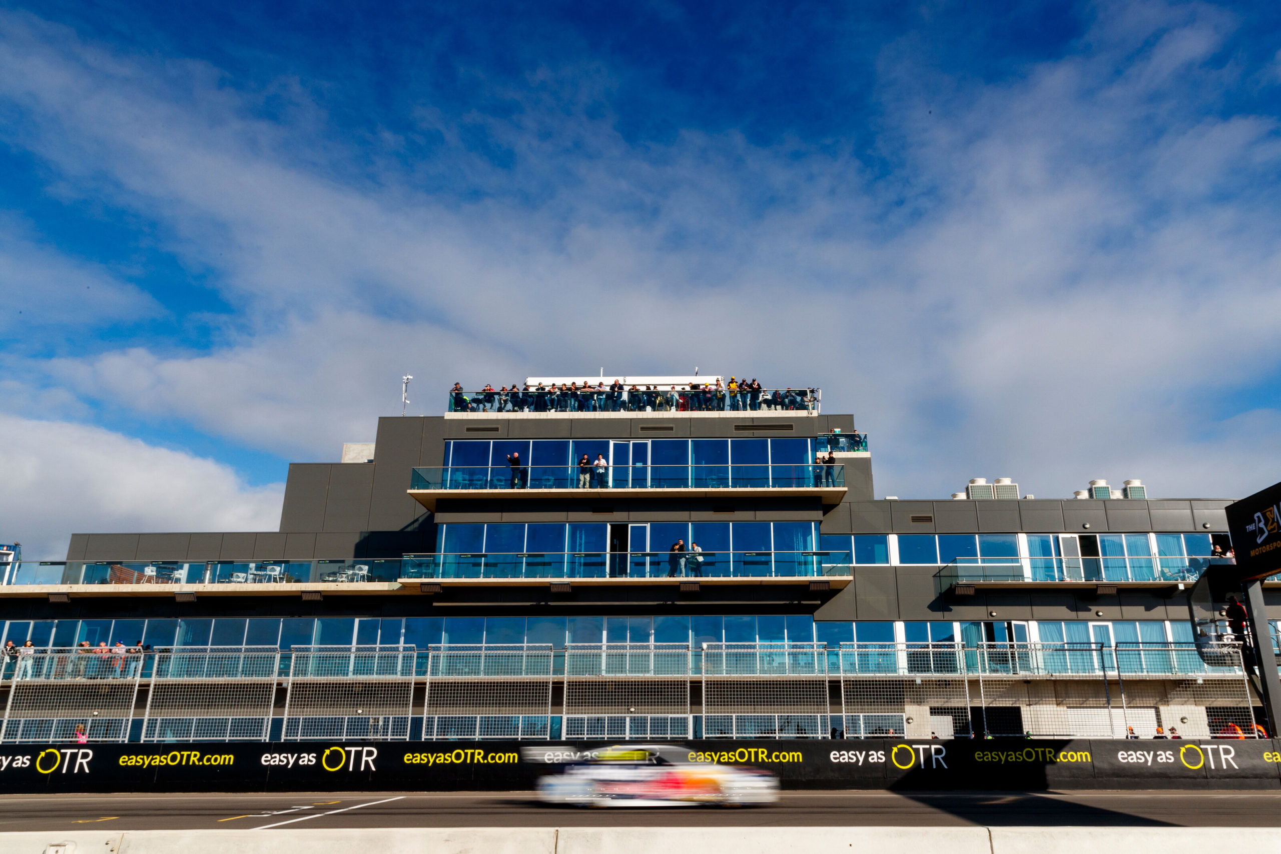 SA tourism boss looks to Supercars future at The Bend
