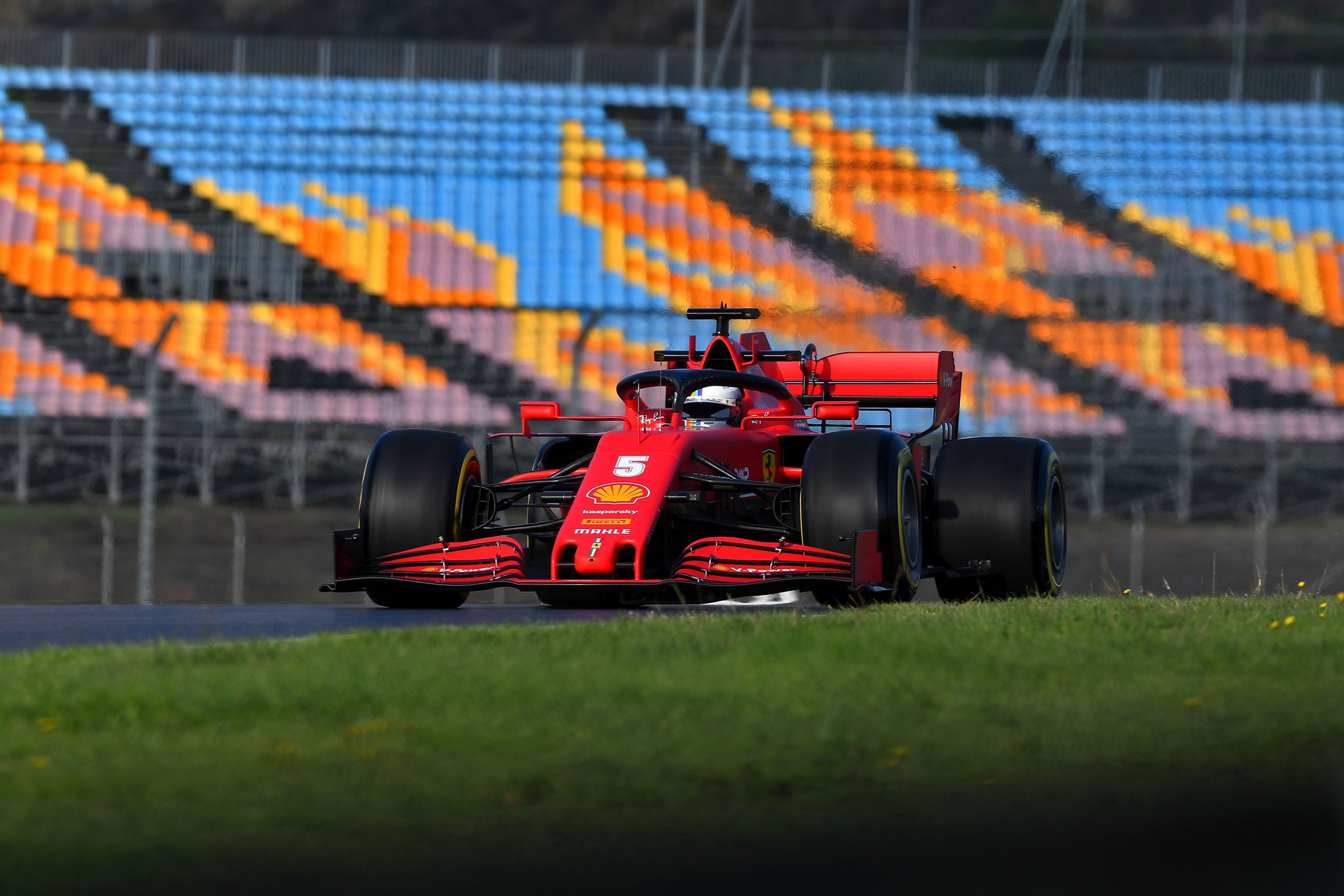Ferrari buoyed ahead of 2021 by 'more consistent' 2020 car - Speedcafe