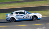 Podium finish for RX8 Cup rookie Jackson Noakes