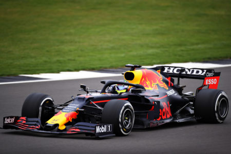 Red Bull Racing Filming Day